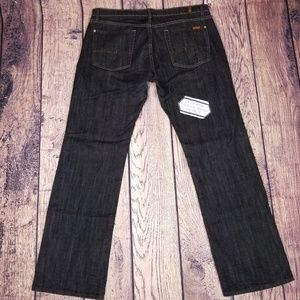 7 For All Mankind Mens Jeans Size 38x32 STANDARD